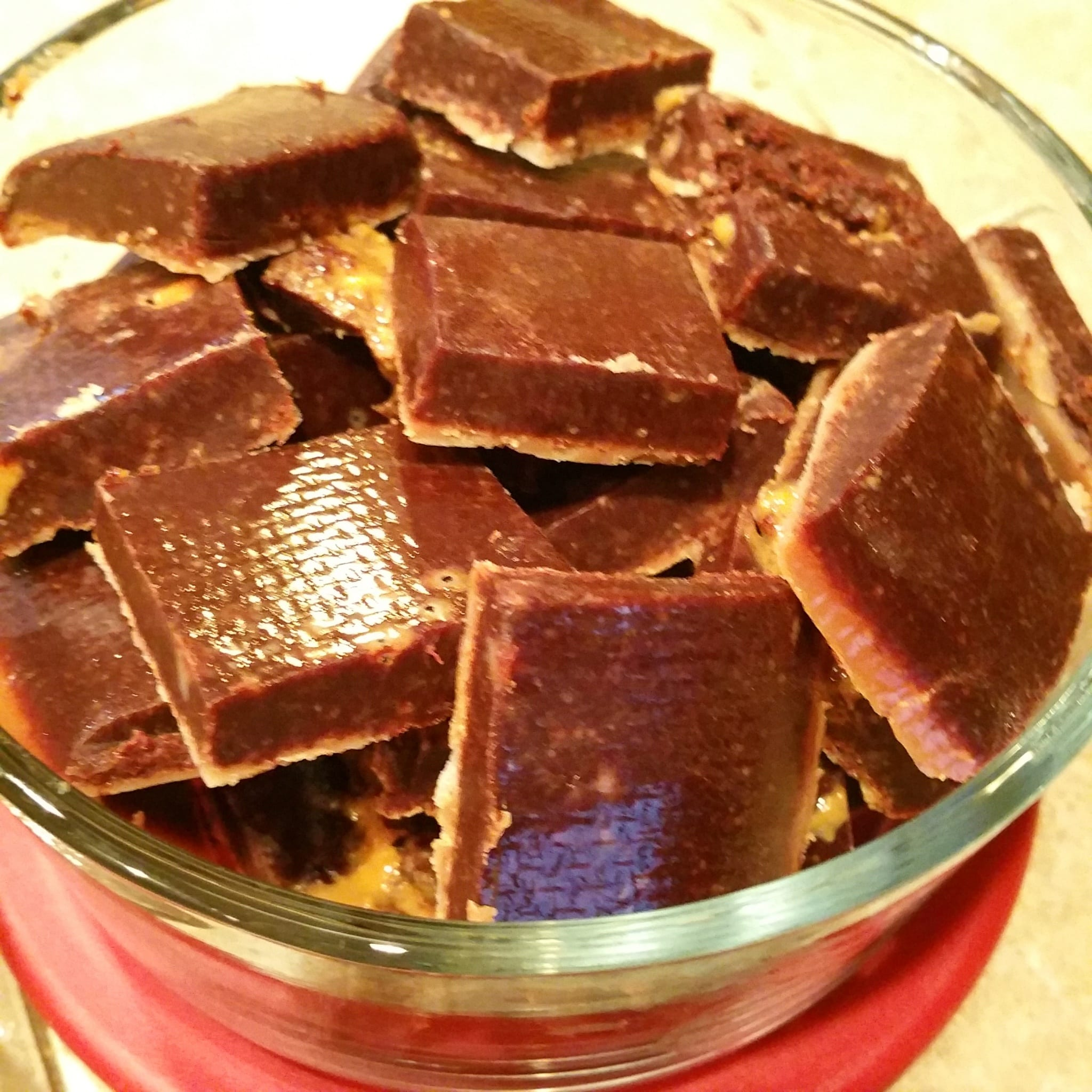 Cacao Fudge