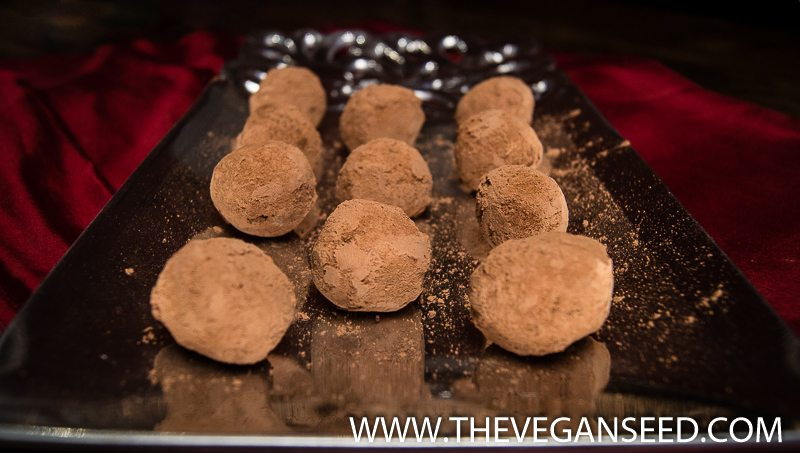 Brownie Protein Balls