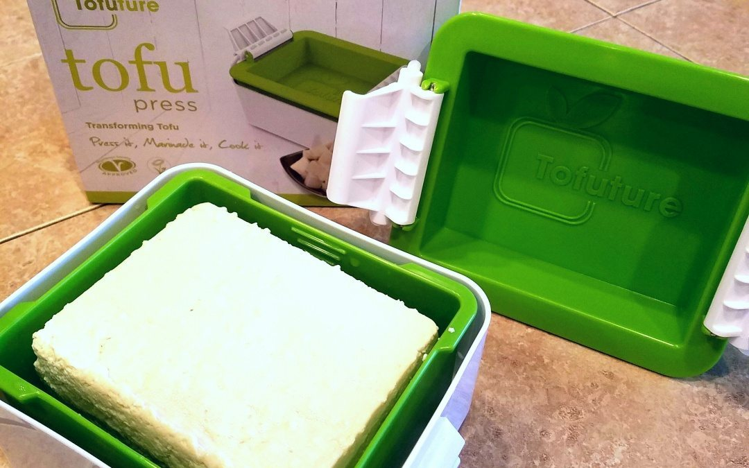 Product Review: Tofuture Tofu Press