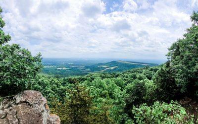 Camping- Mount Nebo